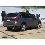 Trailer Hitch Installation - 2015 BMW X5 - Draw-Tite