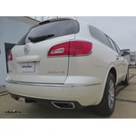 Trailer Hitch Installation - 2015 Buick Enclave - Curt