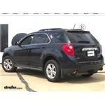 Trailer Hitch Installation - 2015 Chevrolet Equinox - Draw-Tite