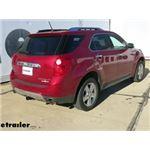 etrailer.com Trailer Hitch Installation - 2015 Chevrolet Equinox