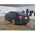 Trailer Hitch Installation - 2015 Ford Fusion - Draw-Tite