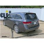 etrailer.com Trailer Hitch Installation - 2015 Honda Odyssey