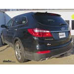 Trailer Hitch Installation - 2015 Hyundai Santa Fe - Draw-Tite