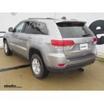 Trailer Hitch Installation - 2015 Jeep Grand Cherokee - Curt