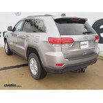 Trailer Hitch Installation - 2015 Jeep Grand Cherokee - Curt