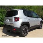 Draw-Tite Max-Frame Trailer Hitch Installation - 2015 Jeep Renegade