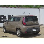 Trailer Hitch Installation - 2015 Kia Soul - Draw-Tite