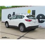Trailer Hitch Installation - 2015 Mazda CX-5 - Draw-Tite