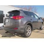 Trailer Hitch Installation - 2015 Toyota Rav4 - Curt