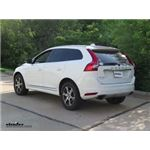 Trailer Hitch Installation - 2015 Volvo XC60 - Draw-Tite