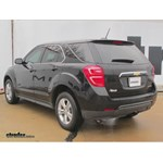 Trailer Hitch Installation - 2016 Chevrolet Equinox - Draw-Tite