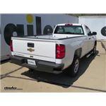 Trailer Hitch Installation - 2016 Chevrolet Silverado 1500 - Curt