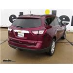 Trailer Hitch Installation - 2016 Chevrolet Traverse - Draw-Tite