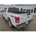 Trailer Hitch Installation - 2016 Ford F-150 - Draw-Tite