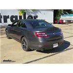 Trailer Hitch Installation - 2016 Ford Taurus - Curt