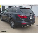 Trailer Hitch Installation - 2016 Hyundai Santa Fe - Draw-Tite