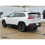 Trailer Hitch Installation - 2016 Jeep Cherokee - Draw-Tite