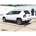 Trailer Hitch Installation - 2016 Jeep Compass - Draw-Tite