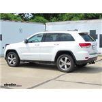 Trailer Hitch Installation - 2016 Jeep Grand Cherokee - Curt