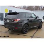 Draw-Tite Max-Frame Trailer Hitch Installation - 2016 Land Rover Range Rover Sport