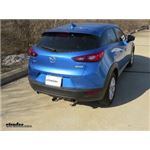 Trailer Hitch Installation - 2016 Mazda CX-3