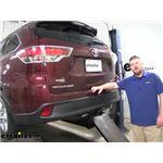 etrailer.com Trailer Hitch Installation - 2016 Toyota Highlander