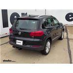 Trailer Hitch Installation - 2016 Volkswagen Tiguan - Curt