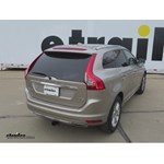 Trailer Hitch Installation - 2016 Volvo XC60 - Draw-Tite