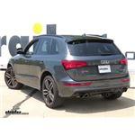 Trailer Hitch Installation - 2017 Audi SQ5