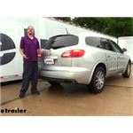 Draw-Tite Max-Frame Trailer Hitch Installation - 2017 Buick Enclave