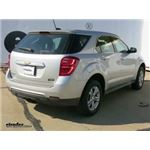 Trailer Hitch Installation - 2017 Chevrolet Equinox - Draw-Tite
