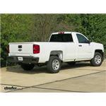 Trailer Hitch Installation - 2017 Chevrolet Silverado 1500 - Curt