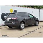Trailer Hitch Installation - 2017 Chevrolet Traverse - Draw-Tite