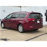 Trailer Hitch Installation - 2017 Chrysler Pacifica
