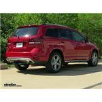 Trailer Hitch Installation - 2017 Dodge Journey - Draw-Tite