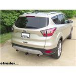 Trailer Hitch Installation - 2017 Ford Escape - Curt