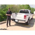 Draw-Tite Max-Frame Trailer Hitch Installation - 2017 Ford F-150
