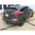 Trailer Hitch Installation - 2017 Ford Focus - Draw-Tite