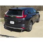 Trailer Hitch Installation - 2017 Honda -CR-V