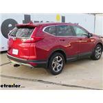 etrailer.com Trailer Hitch Installation - 2017 Honda CR-V