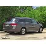 Trailer Hitch Installation - 2017 Honda Odyssey - Draw-Tite
