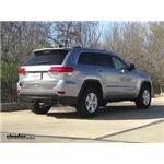 Trailer Hitch Installation - 2017 Jeep Grand Cherokee - Curt