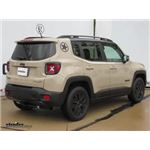 Draw-Tite Max-Frame Trailer Hitch Installation - 2017 Jeep Renegade