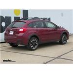 Trailer Hitch Installation - 2017 Subaru Crosstrek