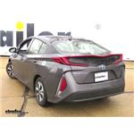 Draw-Tite Sportframe Trailer Hitch Installation - 2017 Toyota Prius Prime
