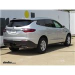 Draw-Tite Max-Frame Trailer Hitch Installation - 2018 Buick Enclave