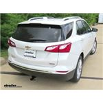 Draw-Tite Trailer Hitch Installation - 2018 Chevrolet Equinox