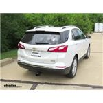 Draw-Tite Max-Frame Trailer Hitch Installation - 2018 Chevrolet Equinox