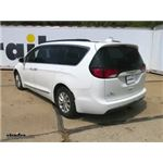 Draw-Tite Trailer Hitch Installation - 2018 Chrysler Pacifica