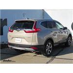 Curt Trailer Hitch Installation - 2018 Honda CR-V